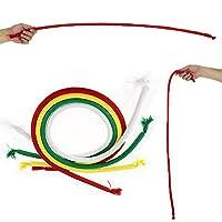 Portátil cuerda mágica dura suave curva de la