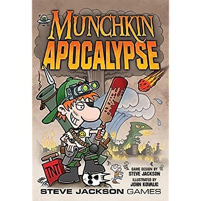 Munchkin Apocalypse: Toys & Games