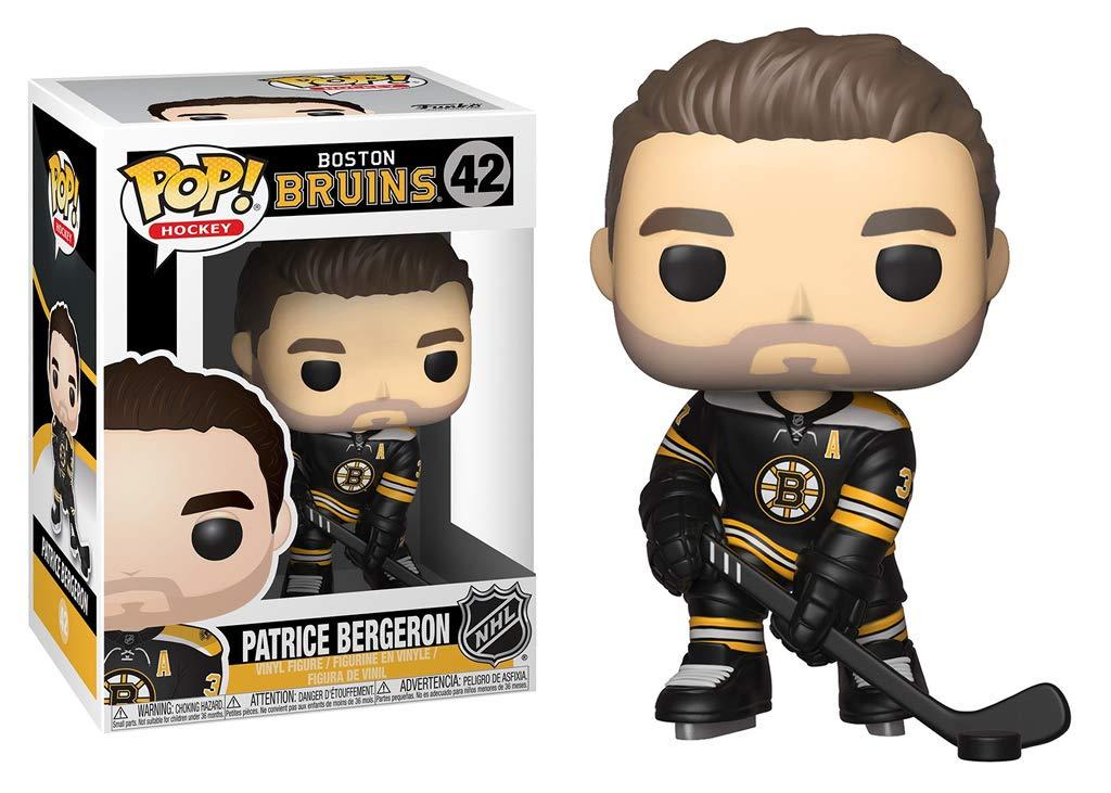 34337 NHL Series 3 Vinyl Pop Boston Bruins Patrice Bergeron Funko Pop