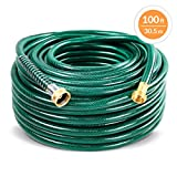 DuraDrive 1/2-Inch x 100-Feet PVC Light Duty Garden Hose, 100-PSI Maximum Working Pressure