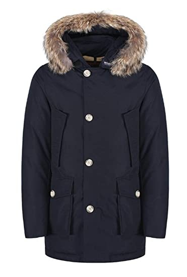 cd2b211067876 Woolrich Artic Parka Phantom  Amazon.co.uk  Clothing