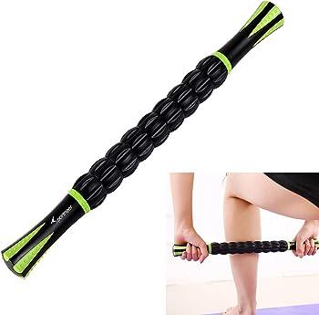 Sportneer Muscle Roller Back Leg Loosing Tightness Massage Sticks