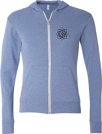 MOOCOM Adult Yoga Crewneck Sweatshirt