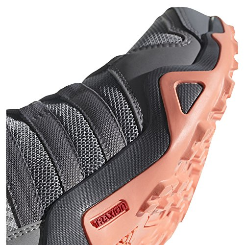 Adidas Outdoor Donna Terrex Ax2r Mid Gtx Nero / Nero / Trace Scarlet 11 B Us