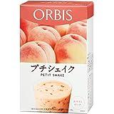 オルビス(ORBIS) プチシェイク ホワイトピーチ 100g×7食分 ◎ダイエットドリンク・スムージー◎ 1食分152kcal