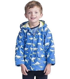 Hatley Jungen Printed Raincoat Regenmantel