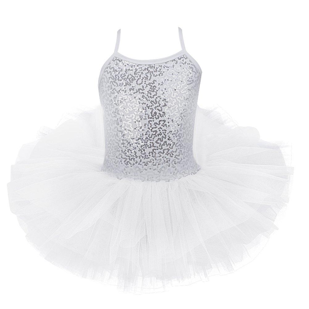 Alvivi DRESS 43623 B07F1M83LC ガールズ ホワイト B07F1M83LC ホワイト 43623, 看板ならいいネットサイン:a874b95c --- ijpba.info