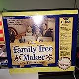Family Tree Maker 11 CD Gift Set Version 5