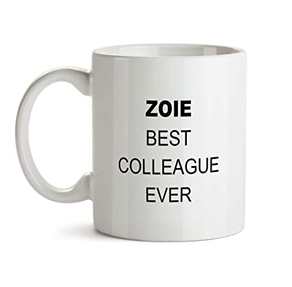 Zoie Best Colleague Ever Gift Mug