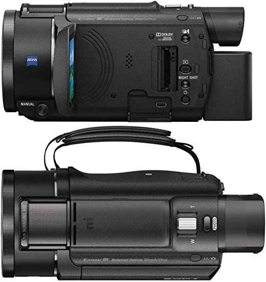 Sony FDR-AX53 product image 4