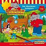 Der Abenteuer-Spielplatz (Benjamin Blümchen 113)   Vincent Andreas