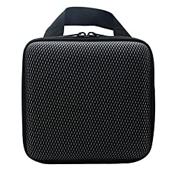 co2CREA for Bose Soundlink Color II Wireless Bluetooth Speaker Semi-Hard EVA Carrying Travel Storage Case Bag (EVA_Hard_Case)