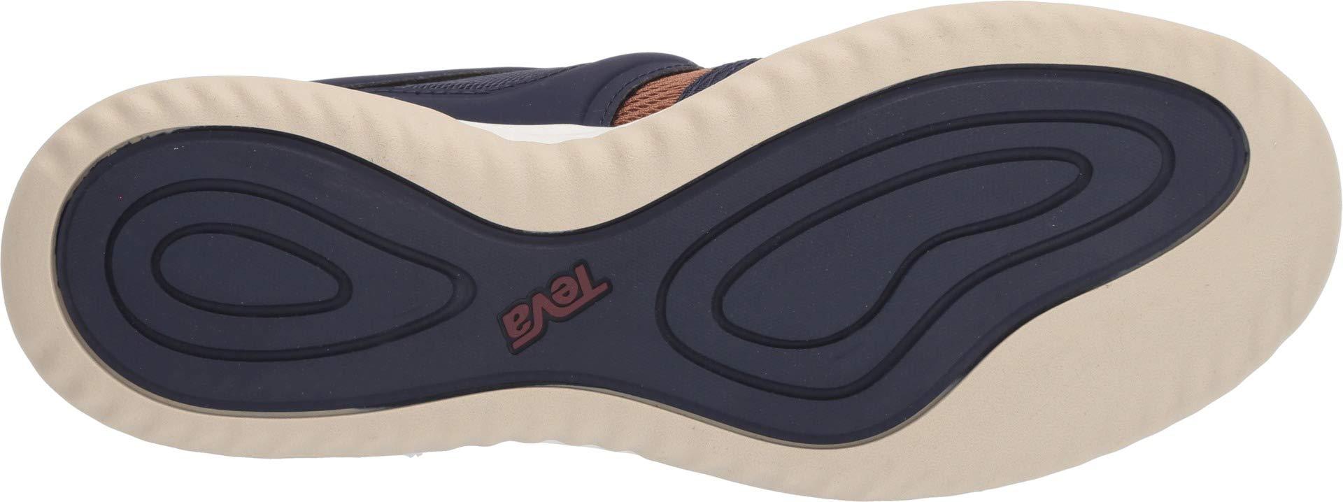 Teva Mens Terra-Float Churn Sneaker, Pecan, Size 12 by Teva