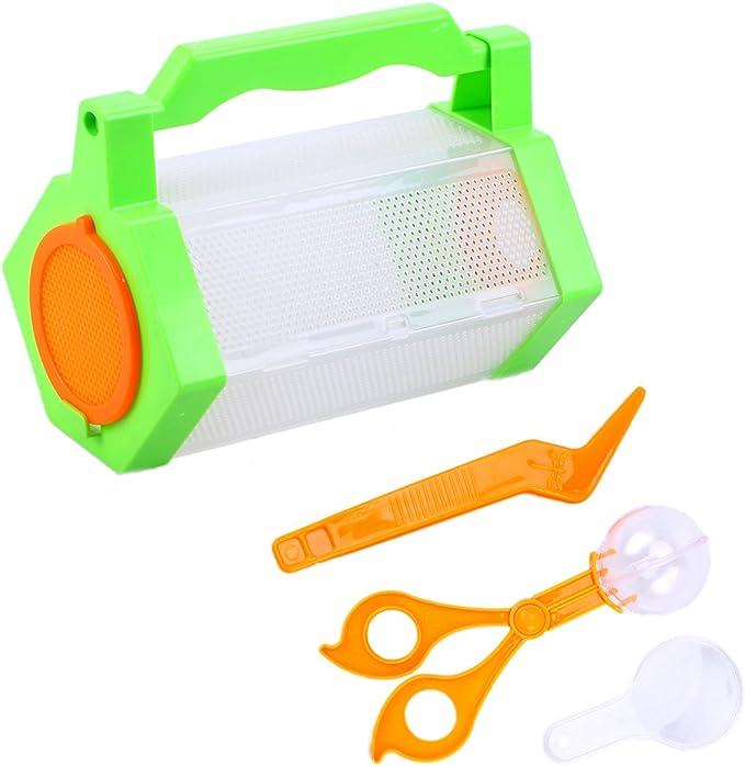 Toyvian Kit de Insectos Captura - 20 x 12 x 12cm Caja, Clip de ...