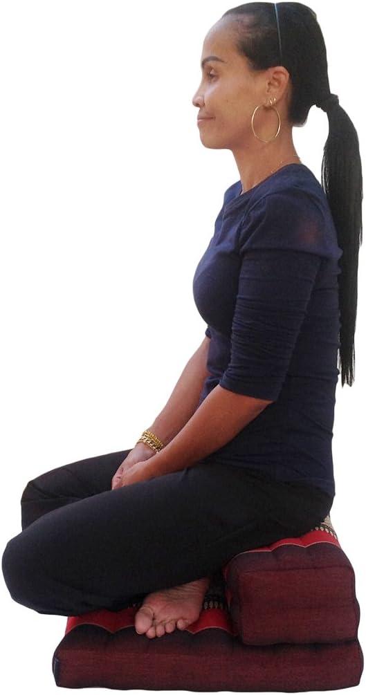 Cojín de Asiento de Meditación para Yoga o Relajación Collumino