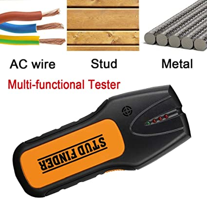 Amazon com : m·kvfa 3 in 1 Stud Finder Wire Metal Wood