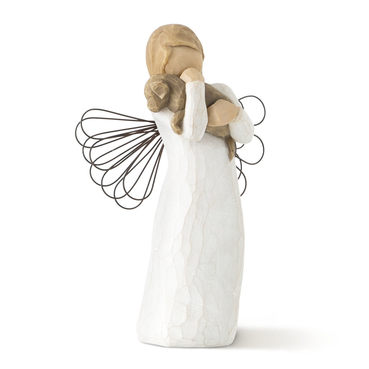 Willow Tree hand-painted sculpted angel, Angel of Friendship