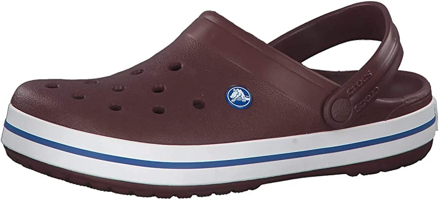 Comfortable Slip on Casual Water Shoe Crocs Crocband Clog