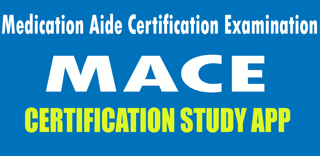 Amazon Mace Certification Study App Appstore For Android