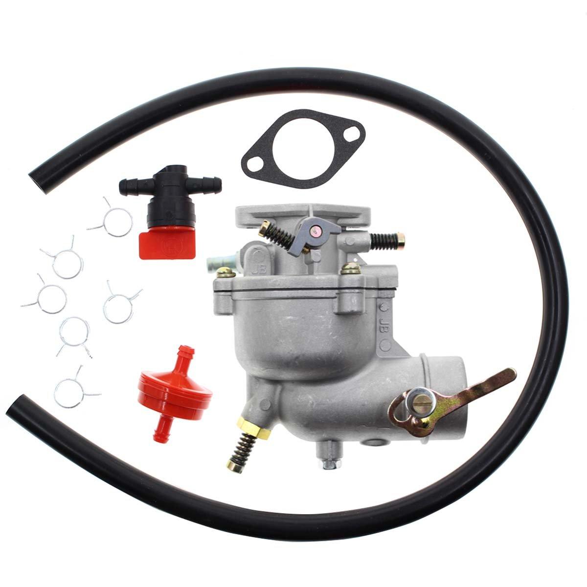Amazon com : Carbhub Carburetor for Coleman Powermate 3250 4000 5000