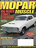 img - for Mopar Muscle May Magazine 2003 CHRYSLER CLASSIC YEARBOOK Truck Tech BIG-BLOCK STREET STALKERS HIGHWAY HAULERS Dale Gilmore's Wedge-Powered 1963 Savoy INSTALLING A WINDSHIELD book / textbook / text book