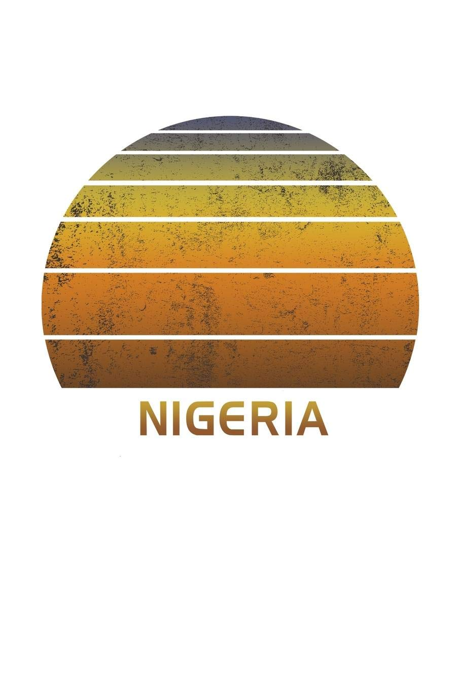 Amazon com: Nigeria: Africa Dot Grid Notebook Paper For Work