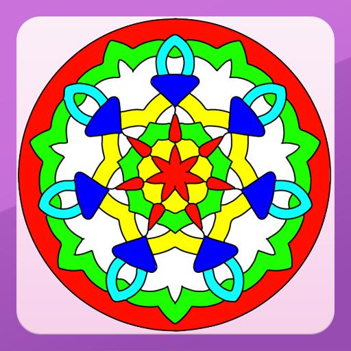 Coloring - Mandala -