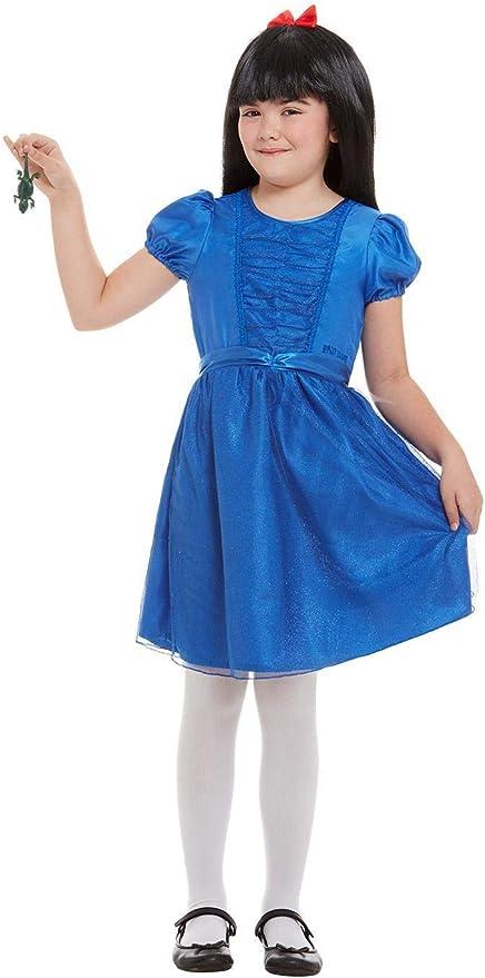 Smiffy/'s Children/'s Roald Dahl Matilda Costume Dress Newt /& Book Roald Dahl S...