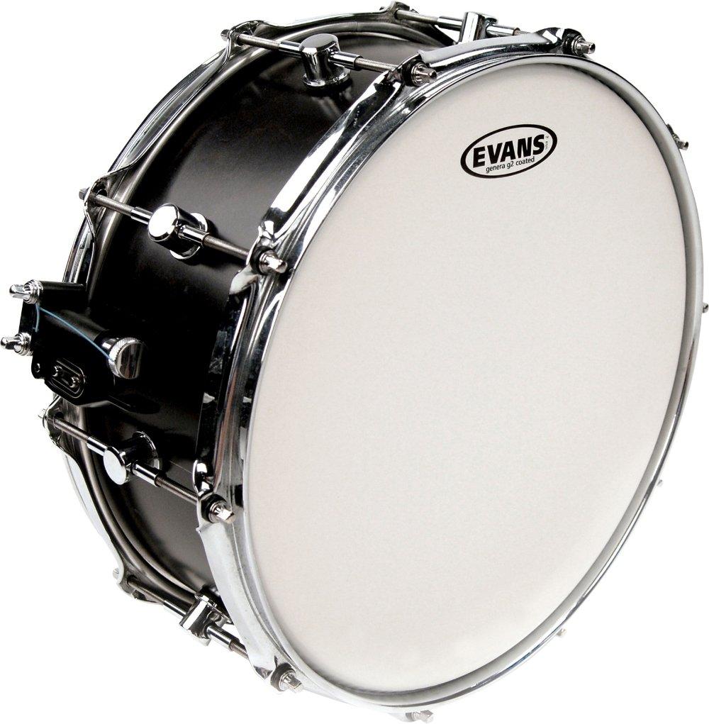 ドラムヘッド エヴァンス ハイブリッド・スネア Hybrid Coated Drum Set Snare 14インチ 【国内正規品】 B14MHG // コーテッド EVANS