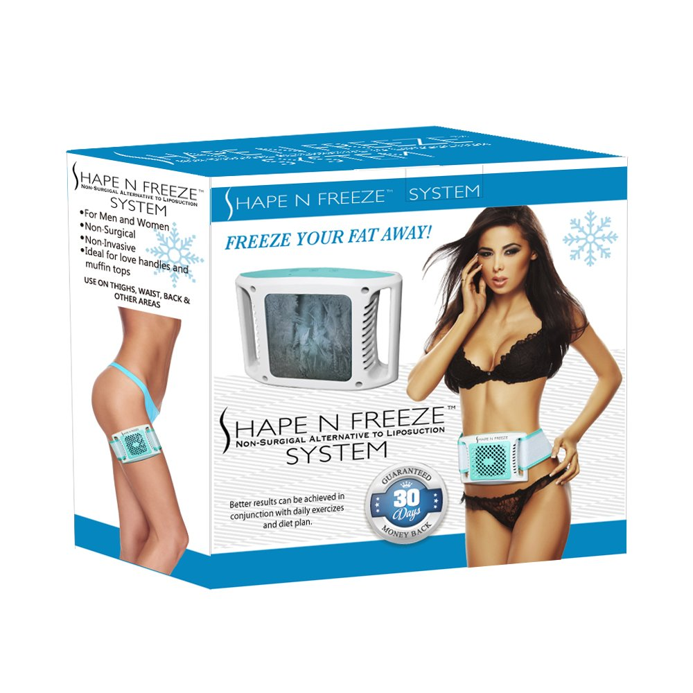SHAPE and FREEZE the ORIGINAL Body Toning, Muscle Sculpting, Fat Reduction and Weight Loss System