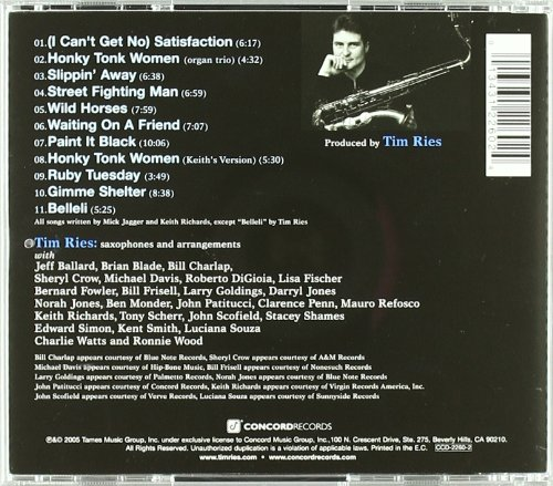 Rolling Stones Project by Concord Records