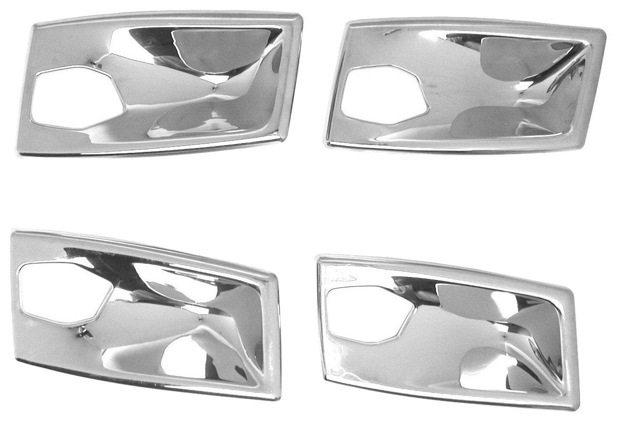 2006-2009 Chevrolet Trailblazer Replaces 19121427 APDTY 035671 Power Seat Switch Panel Trim Black Plastic Fits Driver Front Left 2006-2007 Buick Rainier 2006-2009 GMC Envoy 2006-2009 Saab 9-7x