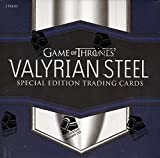 2017 Rittenhouse Game of Thrones 'Valyrian Steel' Special Edition Trading Card box (3 pk)