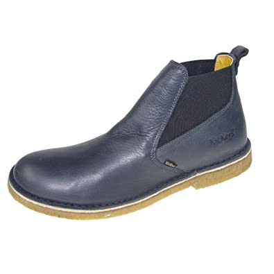 buy online d5f82 ce982 Kickers Schuhe - Chelsea-Boot KNOX GREEN 001164-70 - noir ...