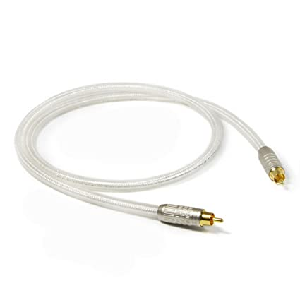 ZY HIFI Cable Digital Coaxial Cable HD-G 75 ohms digital coaxial(For colorfly