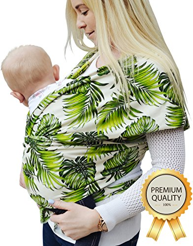 Safe and Stylish Baby Carrier Wrap - Ideal Newborn Babywearing Shower Gift
