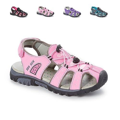 cdf67e601ba6 Sea Sox 2450 Pink Gray 5
