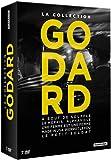 La Collection Godard: À bout de souffle + Le Mépris + Alphaville + Une Femme est une femme + Made in USA + Pierrot le Fou + Le Petit Soldat [+ 1 Livre]