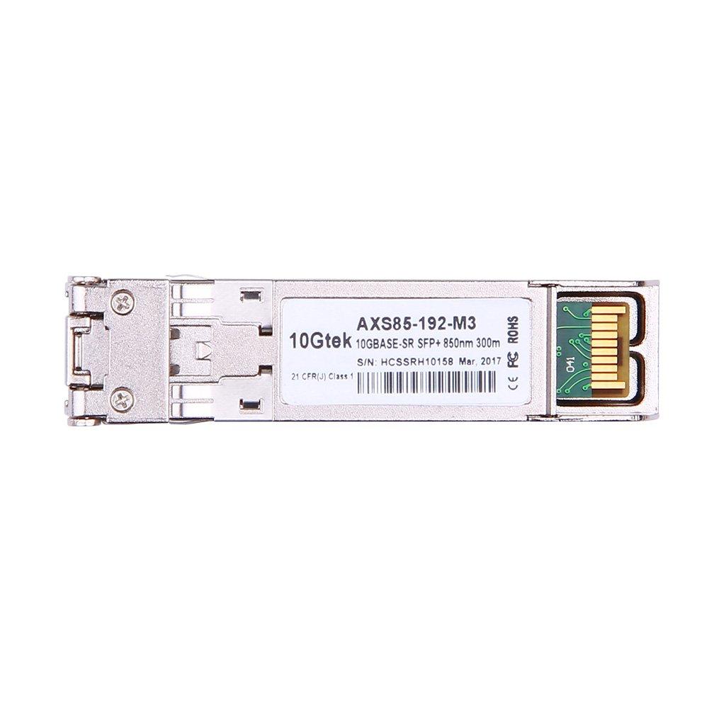 10Gtek for Cisco SFP-10G-SR, 10Gb/s SFP+ Transceiver module, 10GBASE-SR, MMF, 850nm, 300-meter by 10Gtek (Image #3)
