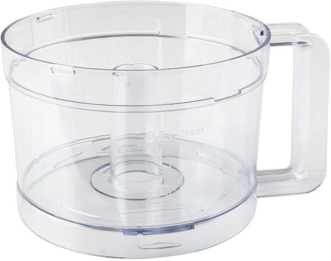Moulinex - Cuenco para robot de cocina Masterchef 20 350 370 450 470 A81 A92 ADG54 AEM94: Amazon.es: Hogar