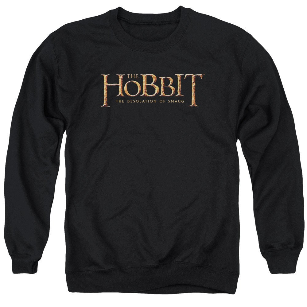 Hobbit Logo Adult Crewneck Sweatshirt
