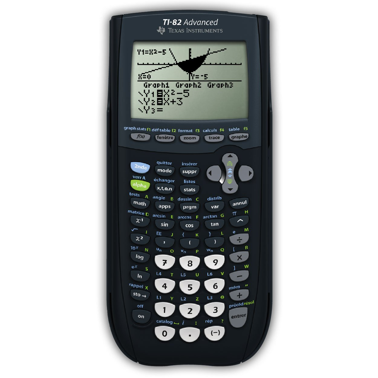 Texas Instruments calcolatrice grafica Ti 82 Advanced TI-82 Advanced