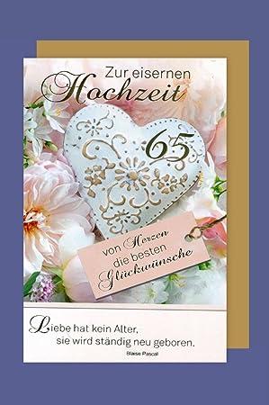 Riesen Karte Hochzeit Grußkarte Foliendruck Brautpaar Strauß A4