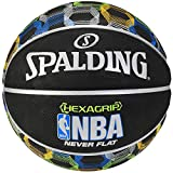 Spalding NBA HEXAGRIP NEVERFLAT 29.5'' OUTDOOR BASKETBALL