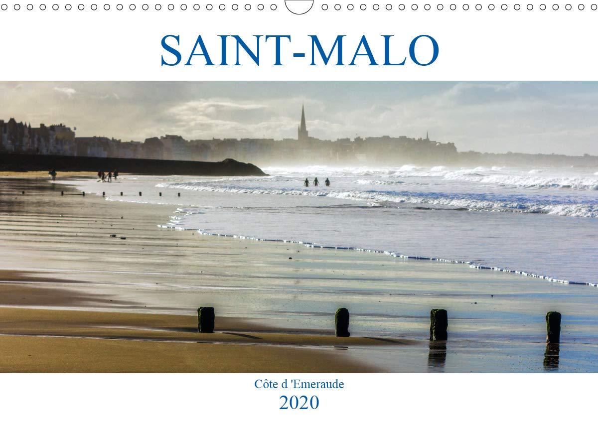 SAINT-MALO, Cote d'Emeraude 2020: Saint-Malo, la cite corsaire, berceau de Francois-Rene Chateaubriand et de Jacques Cartier