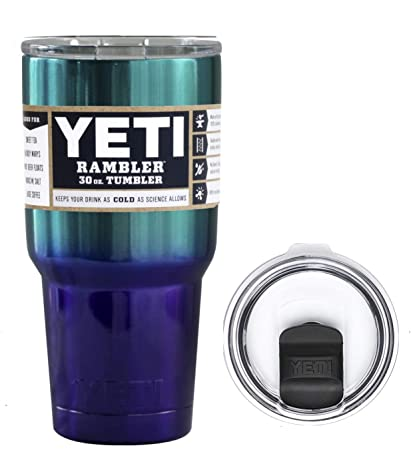 426956aaa87 Amazon.com: YETI Coolers 30 Ounce (30oz) (30 oz) Custom Rambler ...