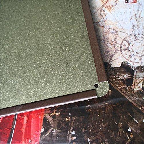 SIGNCHAT Placa de matr/ícula de 15 x 30 cm dise/ño de Los Angeles California State