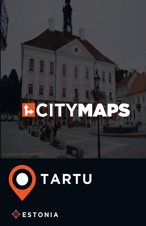 Read Online City Maps Tartu Estonia pdf epub