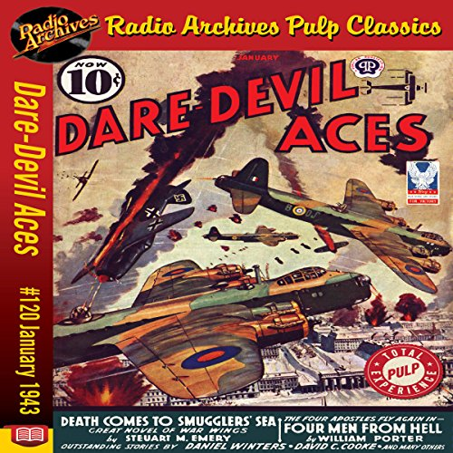 Dare-Devil Aces: #120, January 1943