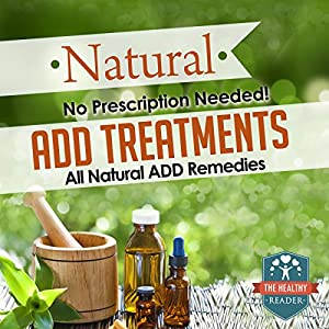 Natural ADD Treatments Audiobook